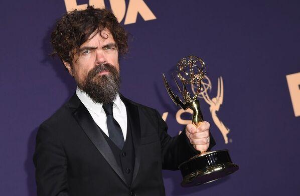 En İyi Yardımcı Erkek Oyuncu, Drama: Peter Dinklage, Game of Thrones - Sputnik Türkiye