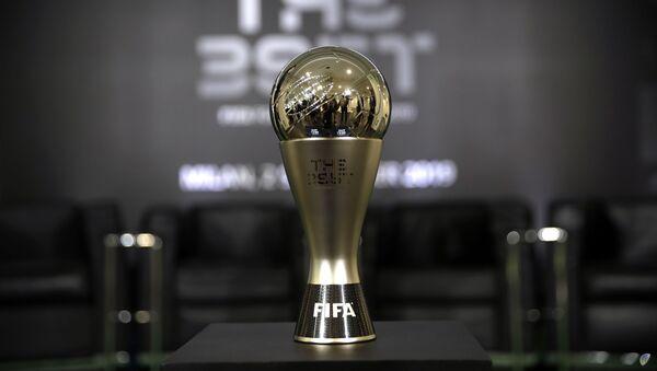 'FIFA En İyiler' ödülleri - Sputnik Türkiye