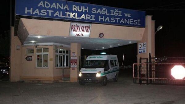 Adana Ruh Sağlığı ve Hastalıkları Hastanesi - Sputnik Türkiye