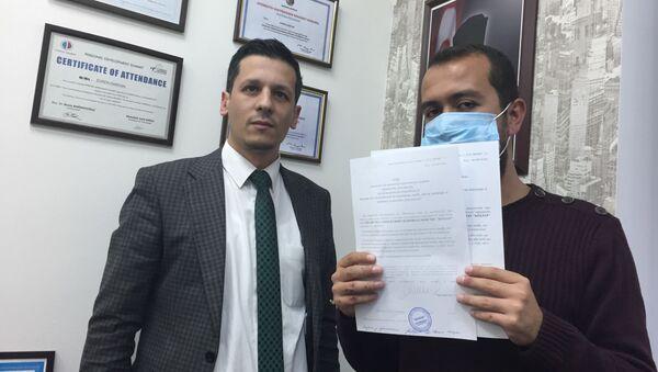 Kiev'de Türk öğrenci dövülerek gasp edildi - Sputnik Türkiye