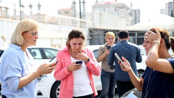 İstanbul - deprem - Sputnik Türkiye