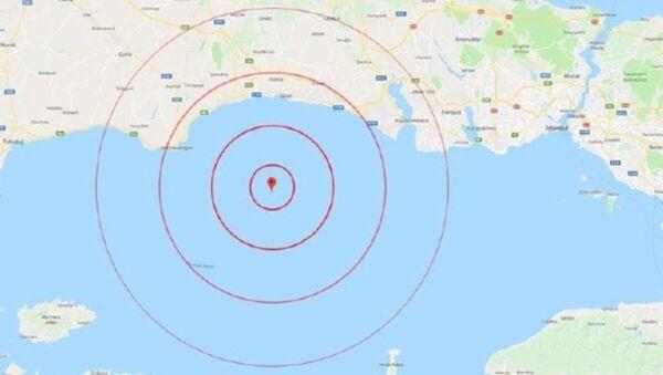 İTÜ: Kumburgaz fayındaki deprem kritik gösterge - Sputnik Türkiye