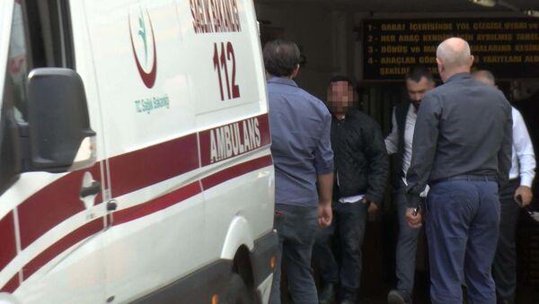 İmamoğlu'nun odasına girmeye çalışan kişi yakalandı - Sputnik Türkiye