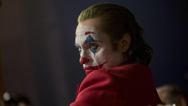 Joaquin Phoenix'ın başrolünde olduğu 'Joker' filmi - Sputnik Türkiye