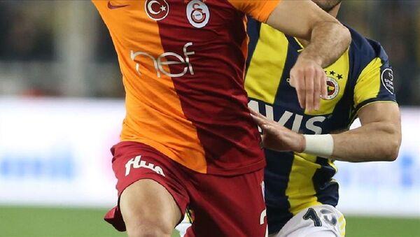 Galatasaray - Fenerbahçe - Sputnik Türkiye