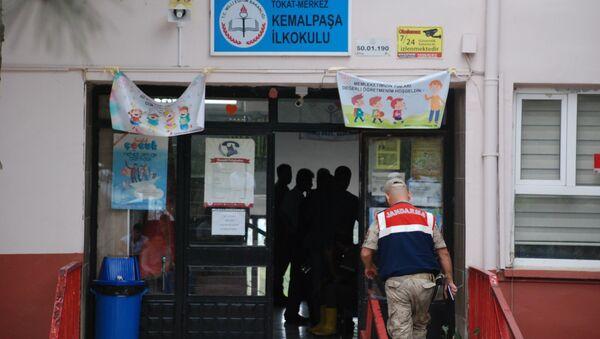 Tokat'ta bir okulda müstahdem intihar etti, okul tatil edildi - Sputnik Türkiye