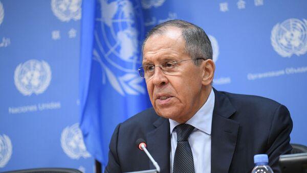 Sergey Lavrov, BM Genel Kurulu - Sputnik Türkiye