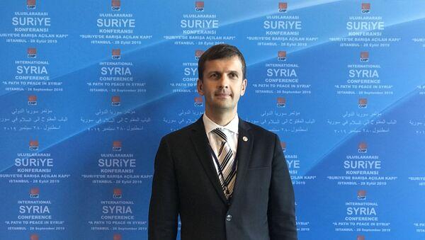 Rus analist-yazar-yorumcu Dr. Ivan Starodubtsev - Sputnik Türkiye