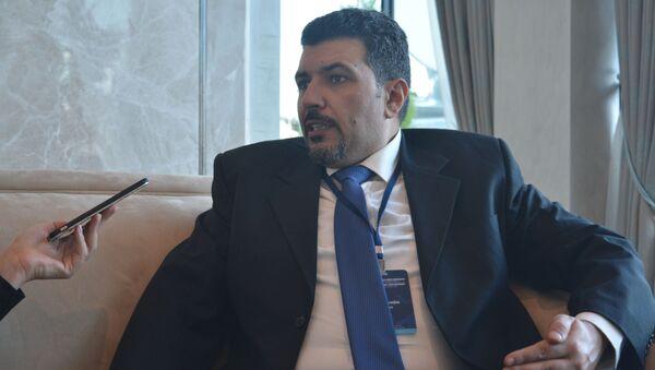 Suriyeli gazeteci Sarkis Kassarjian - Sputnik Türkiye