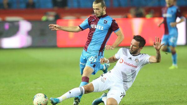 Trabzonspor, Beşiktaş - Sputnik Türkiye