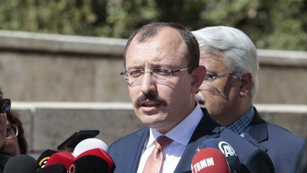 Mehmet Muş - Sputnik Türkiye