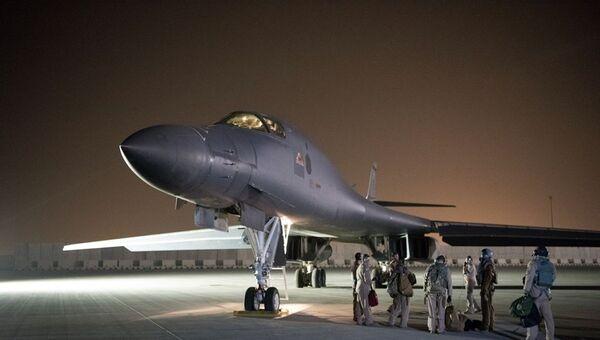 Katar'daki El Udeyd Hava Üssü - Sputnik Türkiye
