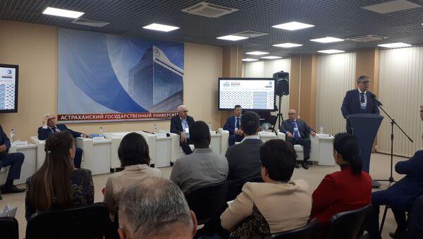 İkinci Hazar Ekonomik Forumu'na hazırlık görüşmeleri - Sputnik Türkiye