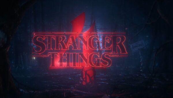 Stranger Things - Sputnik Türkiye