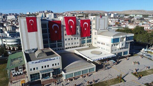 Elazığ Belediyesi - Sputnik Türkiye