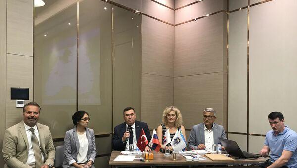 Türkiye-Kırım Ekonomik Forumu - Sputnik Türkiye