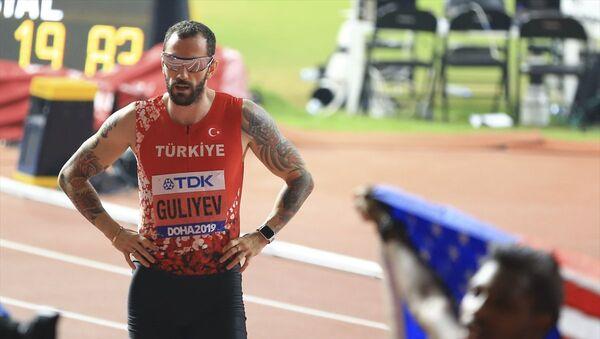 Ramil Guliyev, dünya 5'incisi oldu - Sputnik Türkiye