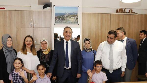 Sultangazi Belediye Başkanı Abdurrahman Dursun - Sputnik Türkiye