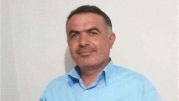 Isparta'nın Yalvaç ilçesine bağlı Çetince köyünde, yedi ayda beşinci muhtar Mehmet Almacı (fotoğafta) göreve getirildi. - Sputnik Türkiye