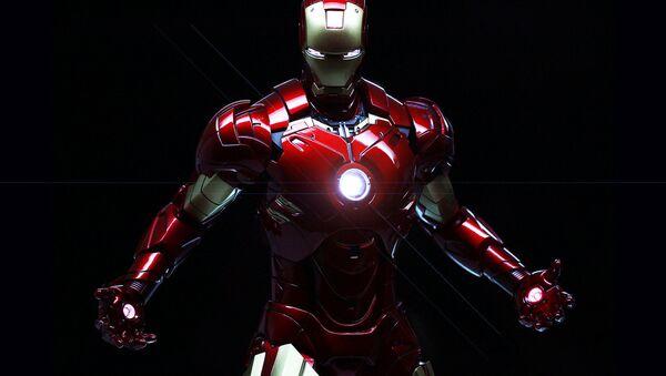 Iron Man (Demir Adam) - Sputnik Türkiye