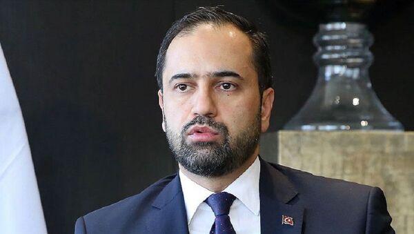 Ahmet Berat Çonkar - Sputnik Türkiye