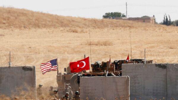 Suriye'nin kuzeyi, ABD-Türkiye - Sputnik Türkiye