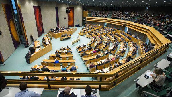 Hollanda parlamentosu - Sputnik Türkiye
