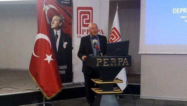 Övgün Ahmet Ercan - Sputnik Türkiye