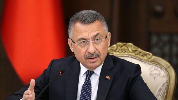 Fuat Oktay - Sputnik Türkiye