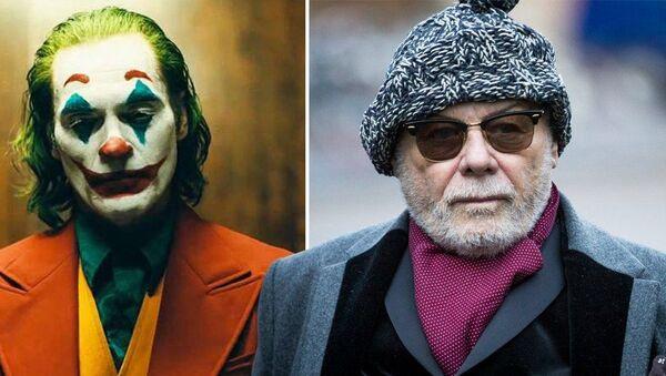 Gary Glitter, Joker filmi - Sputnik Türkiye
