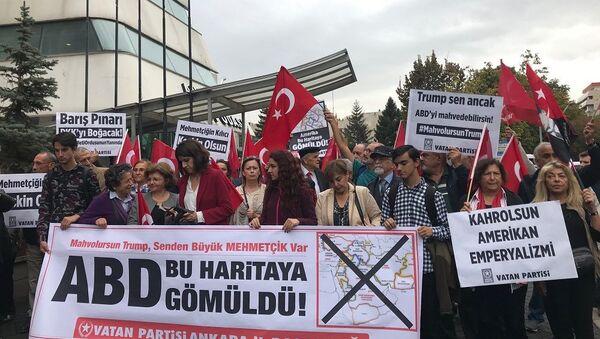 Vatan Partisi, protesto - Sputnik Türkiye