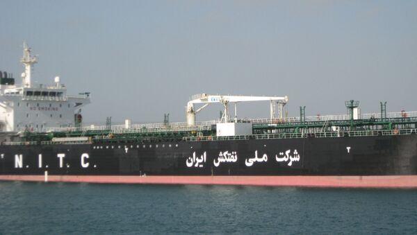 İran devletine bağlı Ulusal Tanker Şirketi'ne (NITC) ait tanker - Sputnik Türkiye