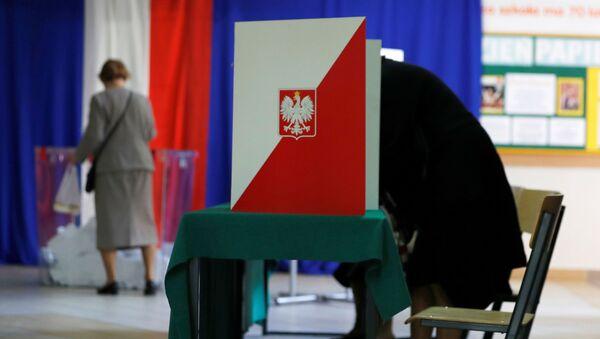 Polonya seçimleri - Sputnik Türkiye
