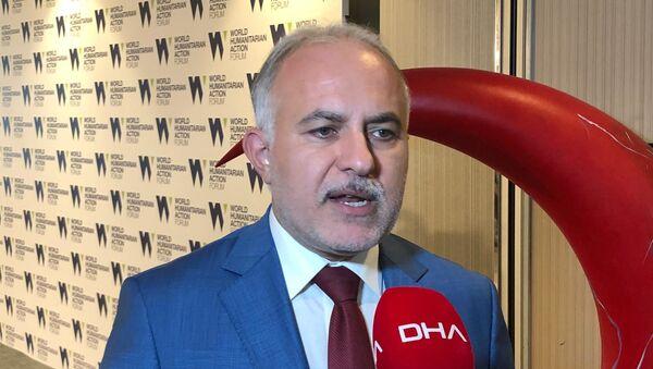 Kızılay Genel Başkanı Kerem Kınık - Sputnik Türkiye