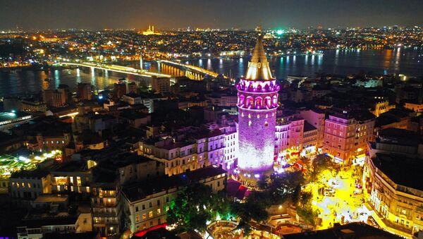 Galata Kulesi - Sputnik Türkiye