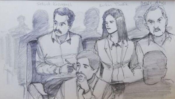 Çağdaş Hukukçular Derneği davası - Sputnik Türkiye