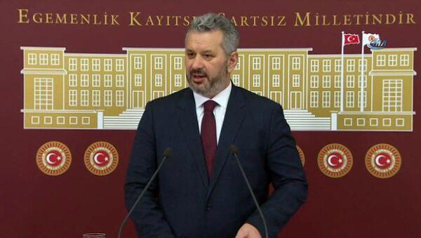 AK Partili Hasan Turan - Sputnik Türkiye