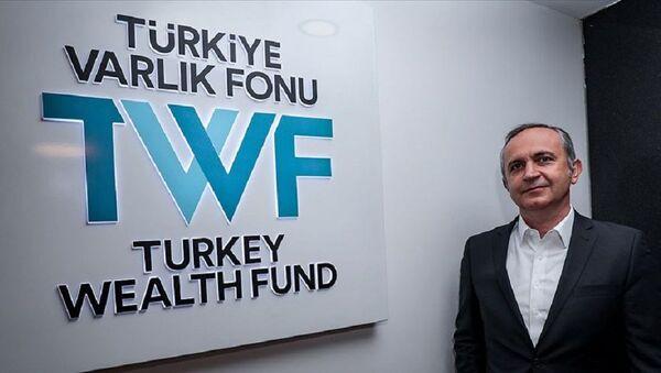 Zafer Sönmez - Sputnik Türkiye