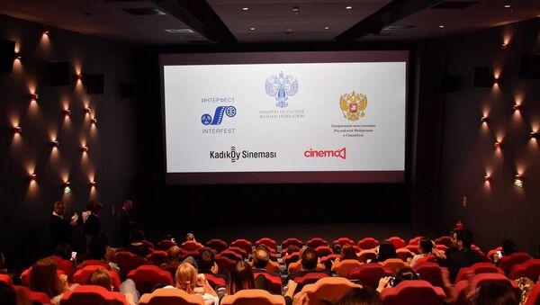İstanbul Rus Filmleri Festivali - Sputnik Türkiye