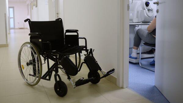 Tekerlekli sandalye - Sputnik Türkiye