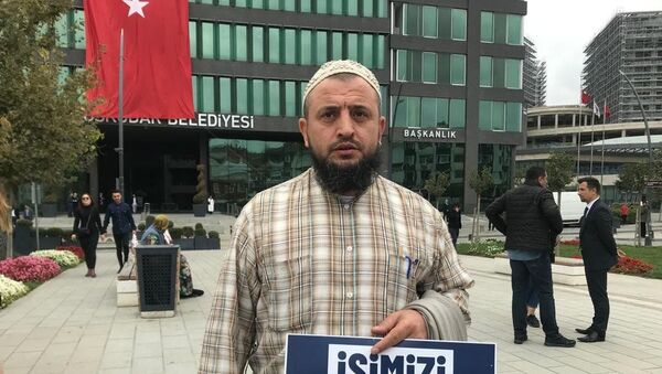 Mustafa Kasap - Sputnik Türkiye
