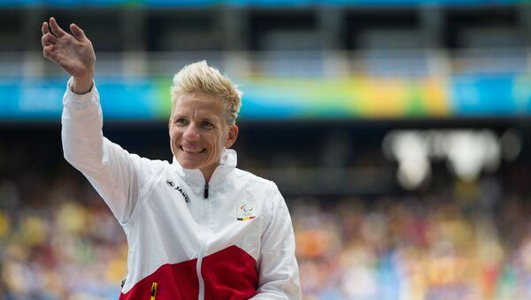 Belçikalı paralimpik atlet Marieke Vervoort ötenaziyle yaşamına son verdi - Sputnik Türkiye
