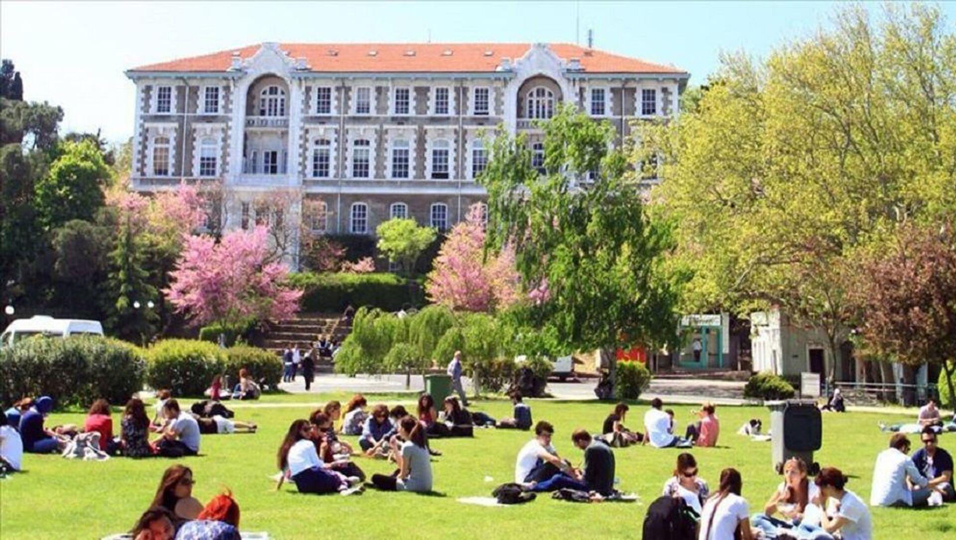 Boğaziçi Üniversitesi - Sputnik Türkiye, 1920, 04.04.2021