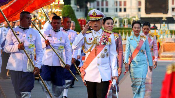 Tayland Kralı Maha Vajiralongkorn - Sputnik Türkiye