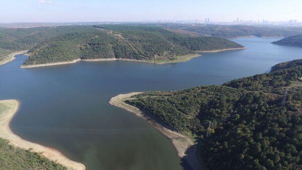 İstanbul - baraj - Sputnik Türkiye