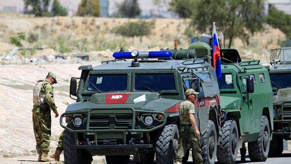 Rus askeri polisi - Sputnik Türkiye