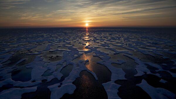 Kanada'nın Arktik bölgesi - Sputnik Türkiye