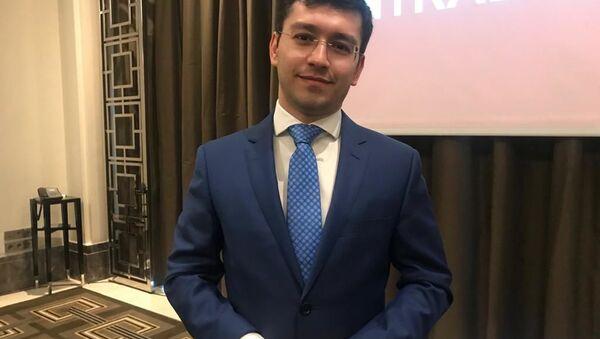 Rusya Merkez Federal Bölge Yatırım Konseyi Başkanı Artur Niyazmetov - Sputnik Türkiye