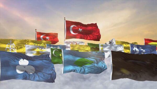 Cumhurbaşkanlığından Cumhuriyet'in 96. yılına özel video - Sputnik Türkiye