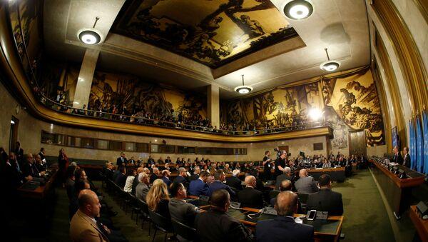 Suriye Anayasa Komitesi ilk toplantısı - Sputnik Türkiye